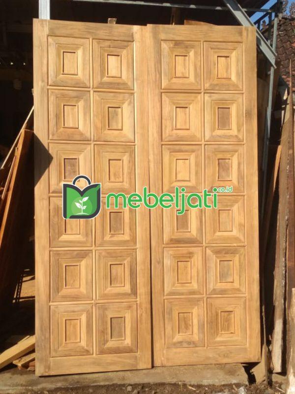 Pintu Depan Minimalis Modern Terbaru